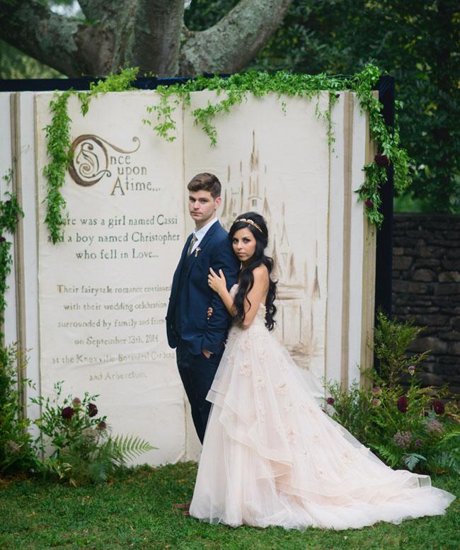 Princess Buttercup Wedding Dress 29 Vintage Fairytale wedding