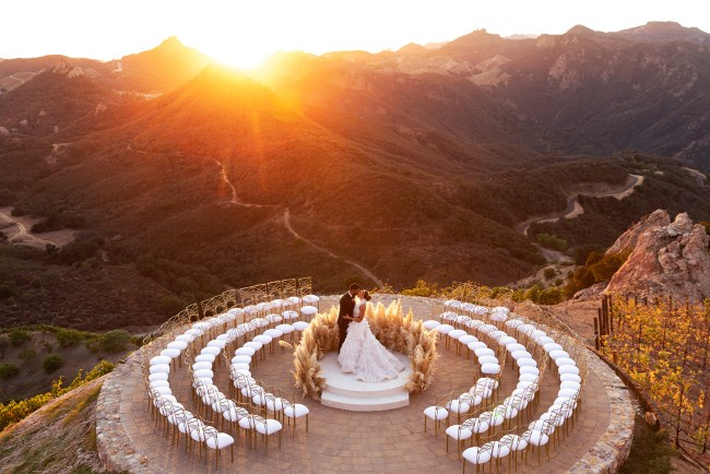 26 Coolest Wedding Venues in the United States