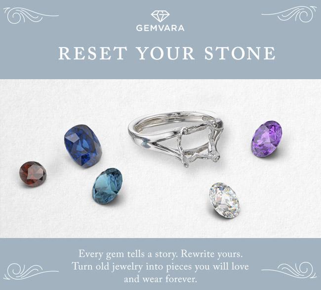Jared Jewelry Wedding Rings 65 Epic Gemvara Stone Reset Giveaway