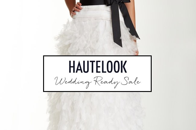 HauteLook Wedding Sale