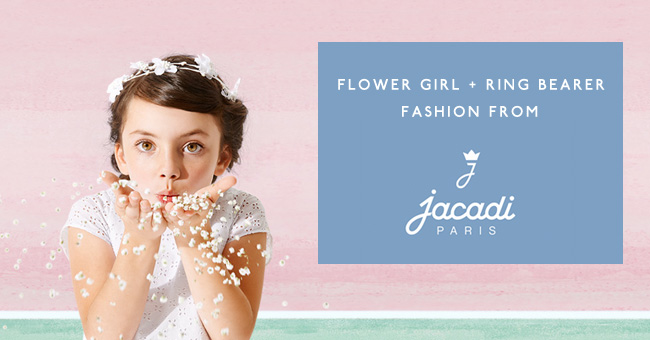 Jacadi Paris for Flower Girl Fashion