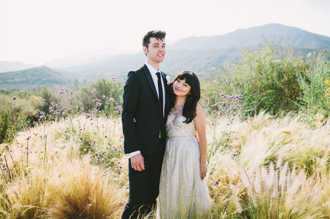 Ojai Cat Themed Wedding