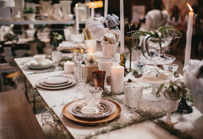 Wanderable Wedding Registry