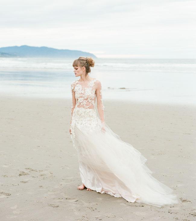 Beach Wedding Shoes 97 Cute Ethereal Coastal Wedding Inspiration