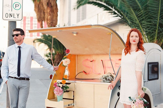Vegas Pop Up Elopement