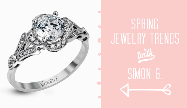 Spring Jewelry Trends with Simon G
