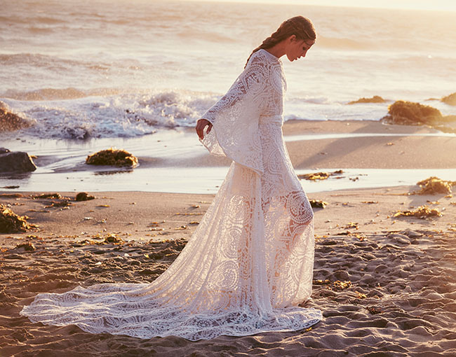 Free Wedding Gown 29 Vintage FPEverAfter Bridal Collection from