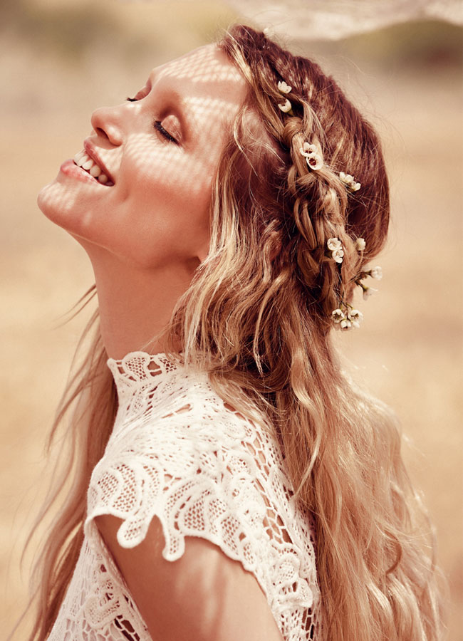 FPEverAfter Bridal Collection From Free People Green