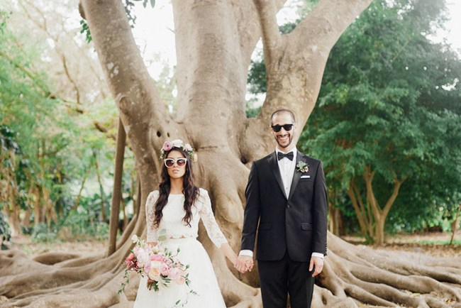 Florida Garden Wedding