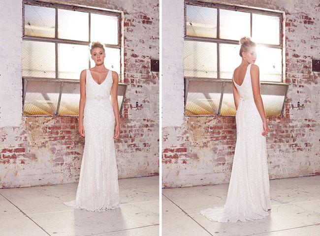 Preowned Wedding Dresses Los Angeles 36 Beautiful  KWH by Karen