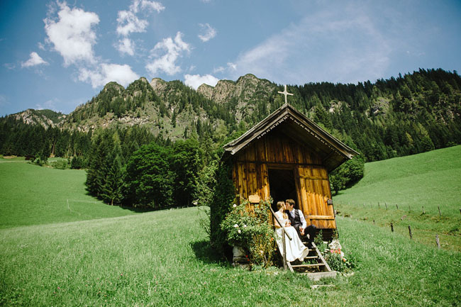 DIY Austria Wedding