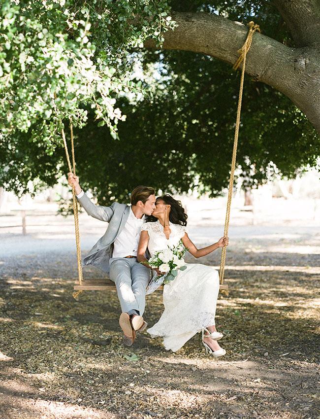 Charming Malibu Vineyard Wedding Kedist Dan Green
