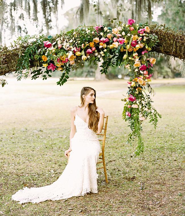 Wedding Gowns Under 300 98 Spectacular Summer Floral Inspiration