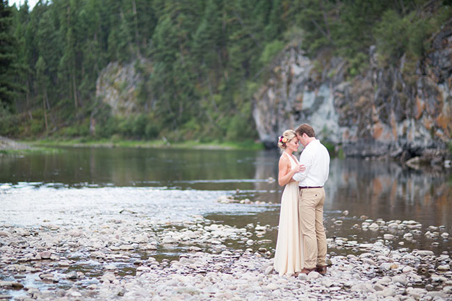 Montana Fall Elopement at the Resort at Paws Up