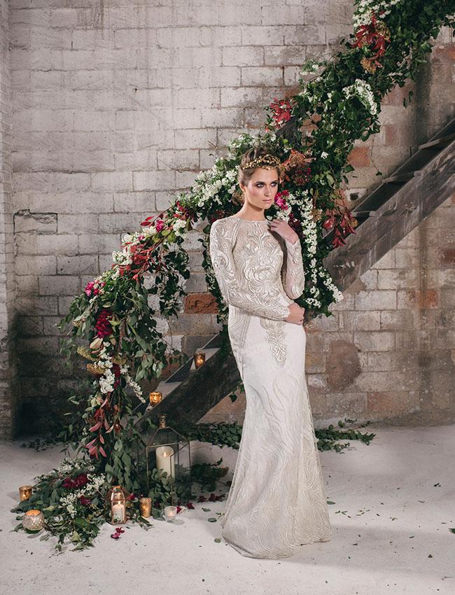 Wedding Dresses Factory 4 Superb Industrial Wedding Inspiration in