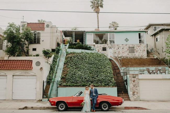 Silverlake Wedding