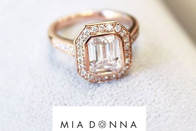 Engagement Rings from MiaDonna