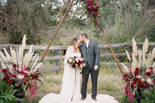 Mexi Boho Wedding