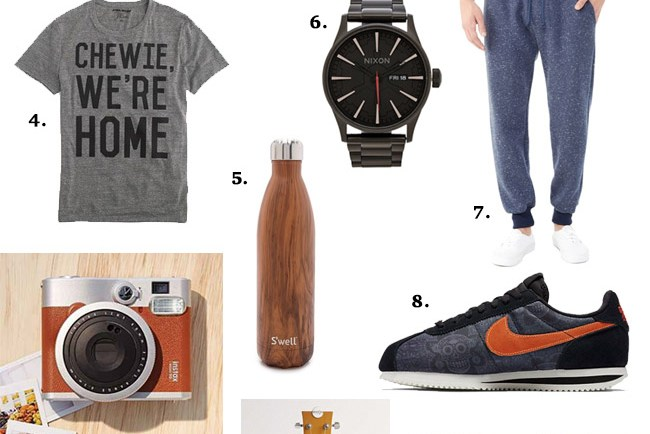 Gift Guide for The Mister