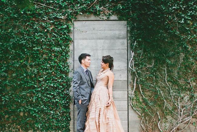 Los Angeles Nature Wedding