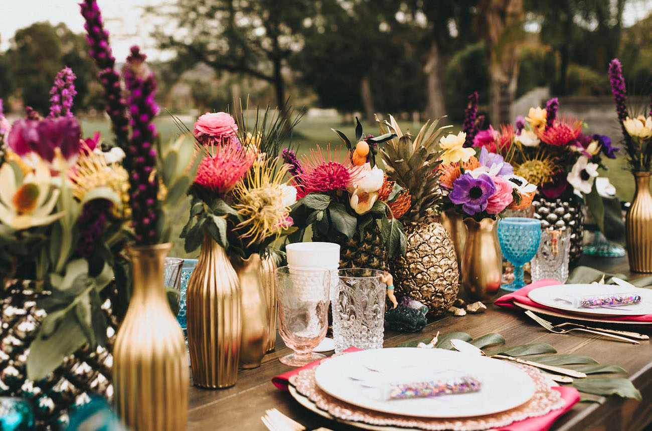 BachellaParty A Coachella Inspired Bachelorette Party