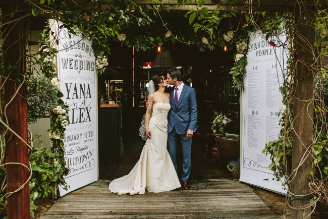 Wedding at the Eveleigh