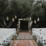 Bohemian Wedding At The Parker Palm Springs Erica Steven