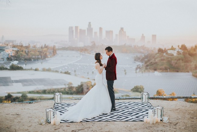 Los Angeles Elopement