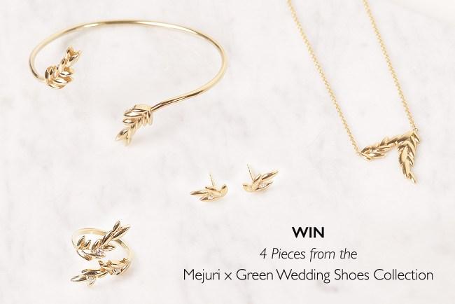 Mejuri x Green Wedding Shoes Contest