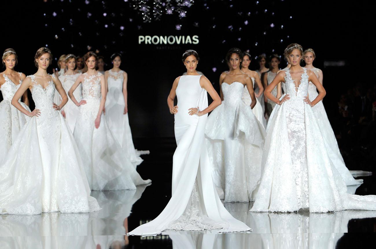 Minneapolis Wedding Dress Shops 65 Popular Pronovias Runway Show from