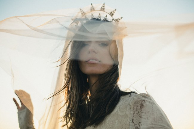 Solstice Bride Look Book