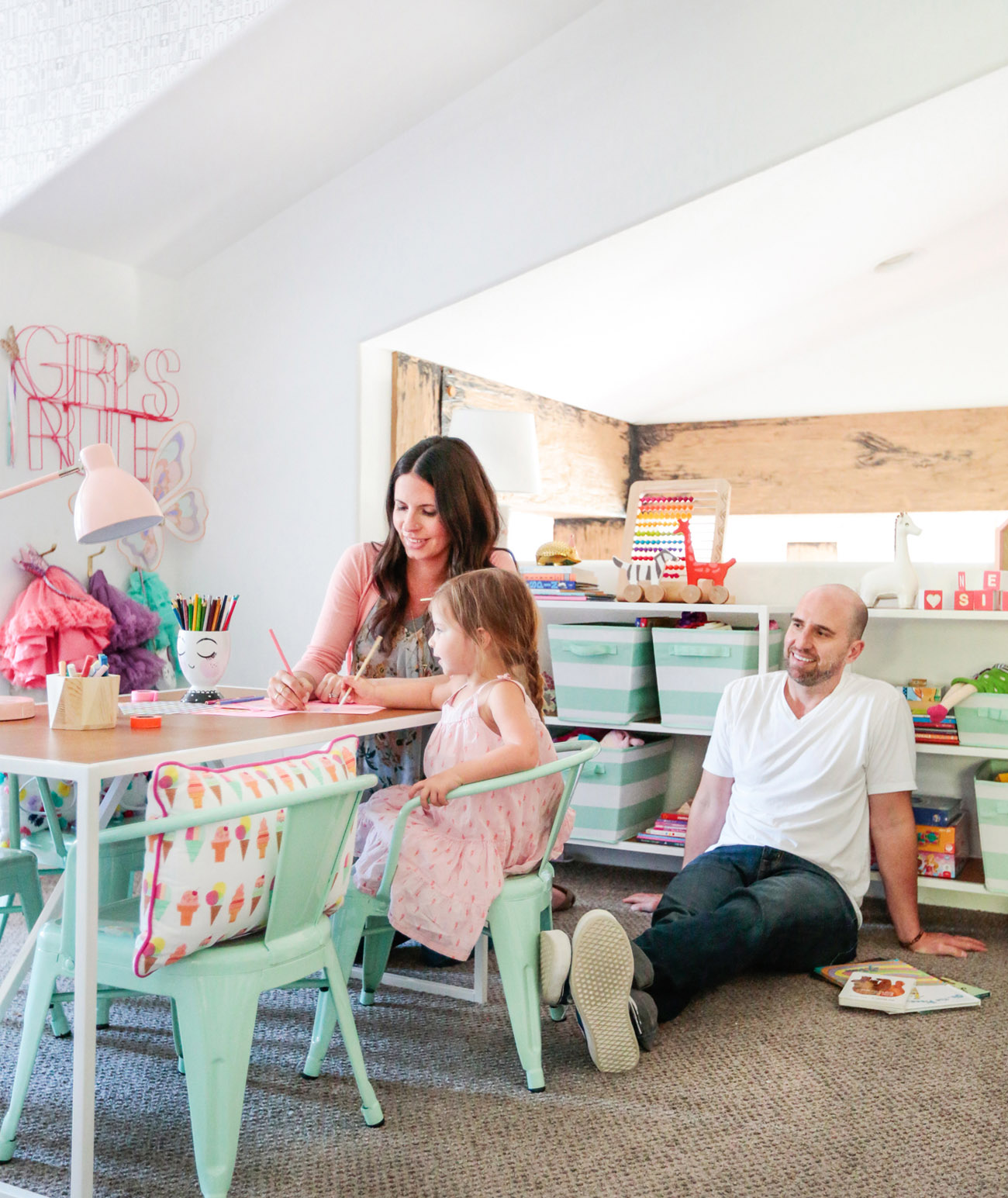 A Playroom with Target Pillowfort  Emily Henderson