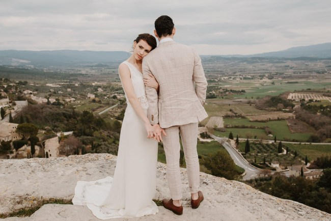 Gordes Elopement Inspiration