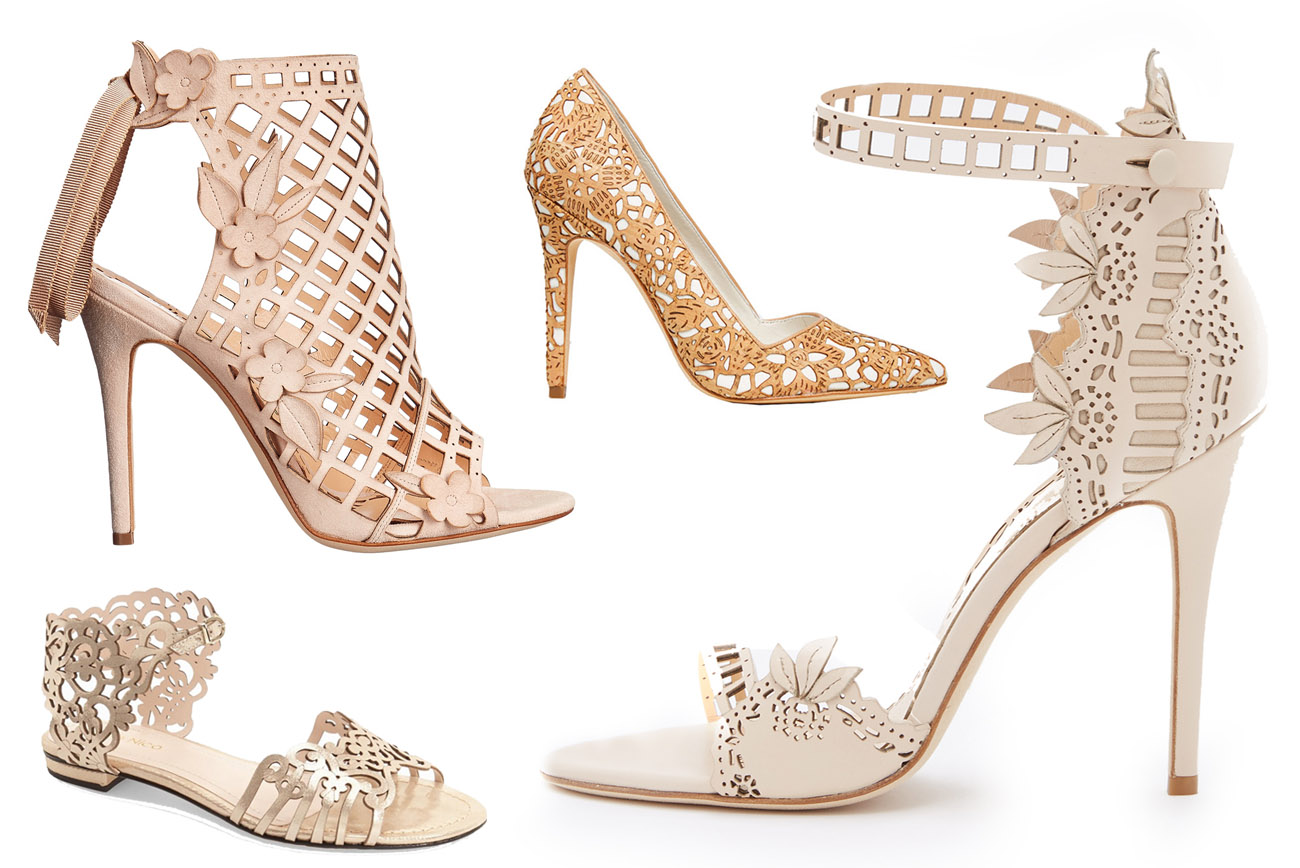 Shoes For Wedding 29 Spectacular Our Favorite Laser Cut