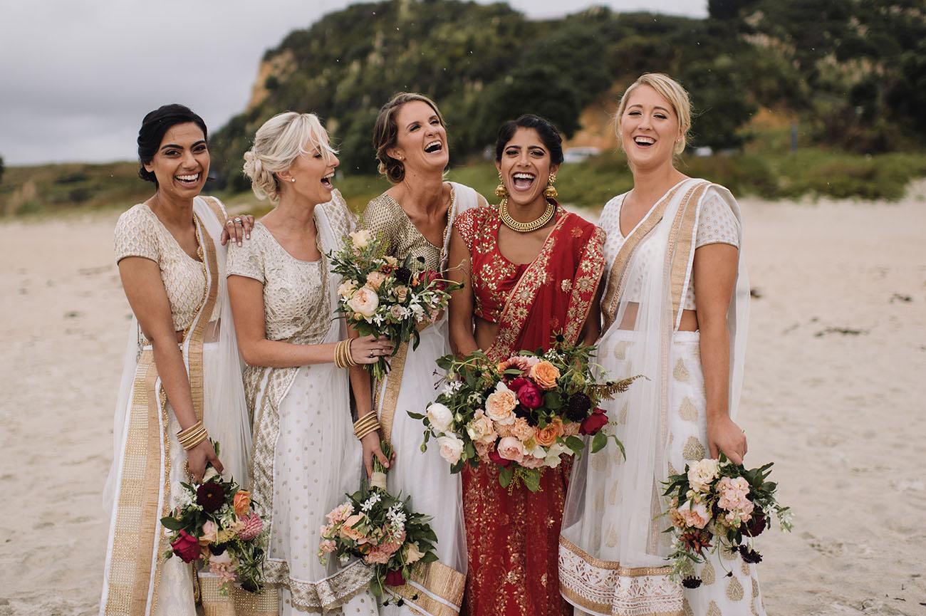 Indian Fusion Wedding Dresses