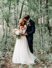 Enchanted Forest Wedding Dresses