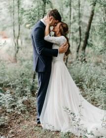 Enchanted Forest Wedding Dress