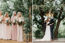 Enchanted Forest Wedding In Oklahoma Peyton Colton