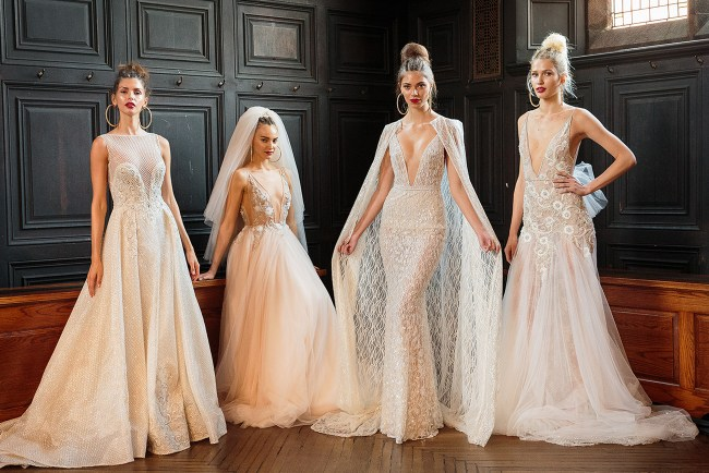 berta bridal fall bridal fashion week 2016