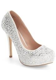 e3ef63e18ae Marigold Block Heel - Green Wedding Shoes