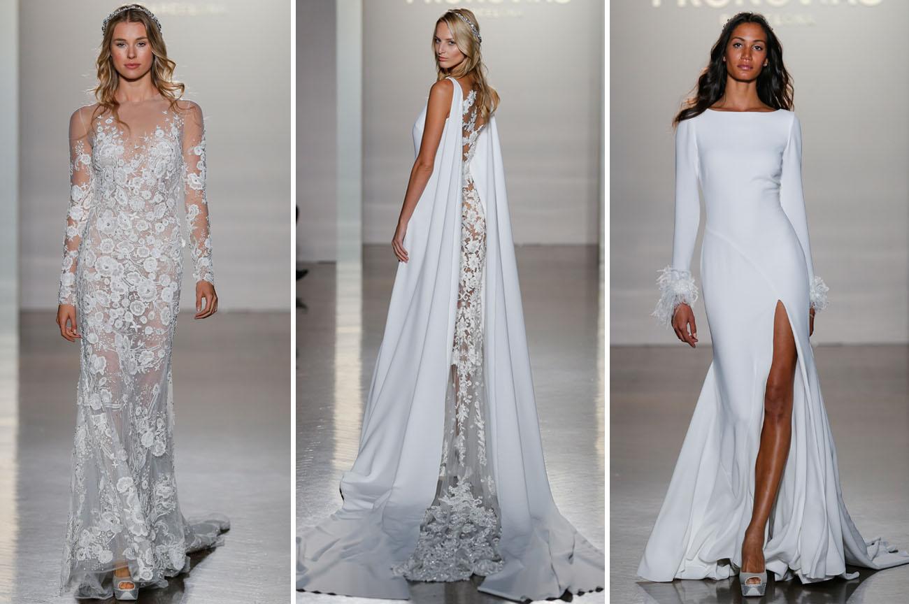European Wedding Dress Designers 29 Vintage  Atelier Pronovias Collection
