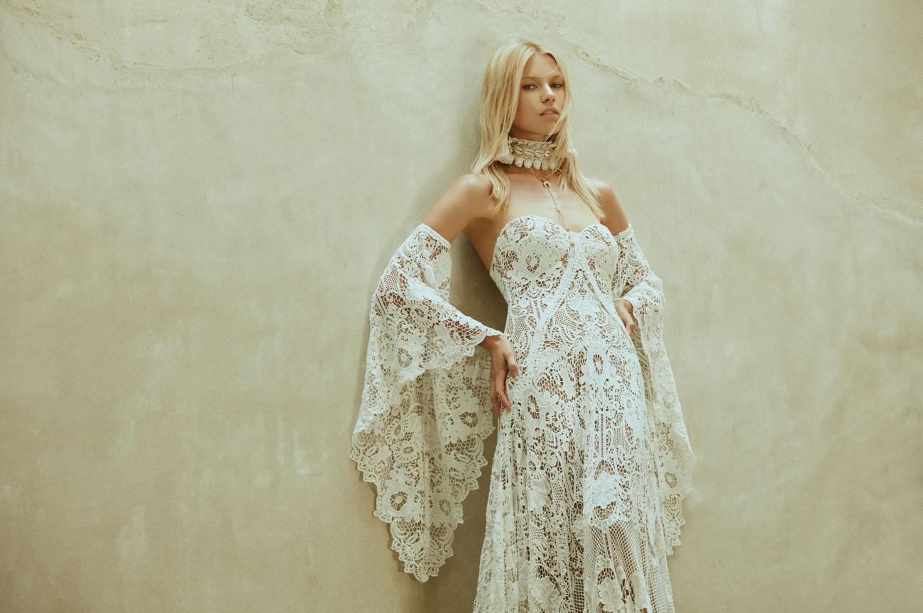 Hippie Wedding Dress 71 Simple Boho Wedding Dresses from