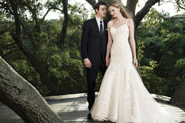 casablanca wedding dresses