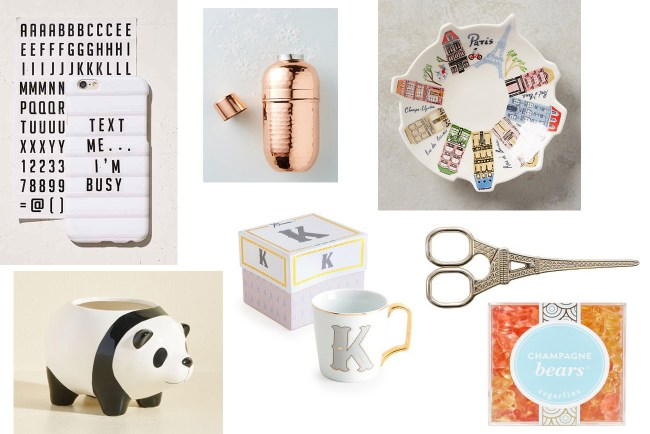 Gift Guide All Under USD25!