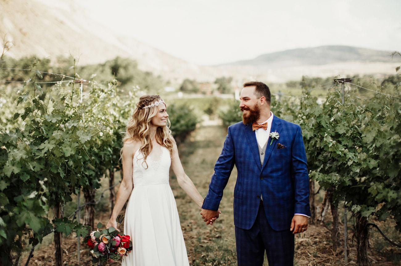 Colorado Springs Wedding Dresses 79 Cute Intimate Bohemian Vineyard Wedding