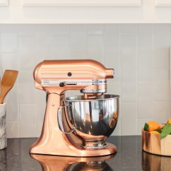 Copper Kitchen Aid Mixer Cabinet With Drawers Our Favorite Registry Picks From Bed Bath And Beyond Green