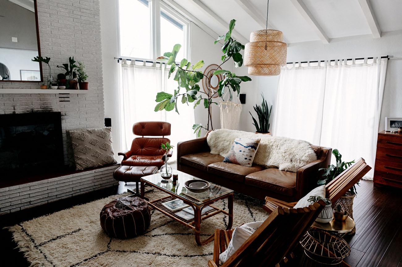 earthy interior design ideas