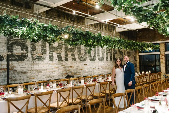 The Planner Becomes Bride Rustic Romantic Toronto Wedding