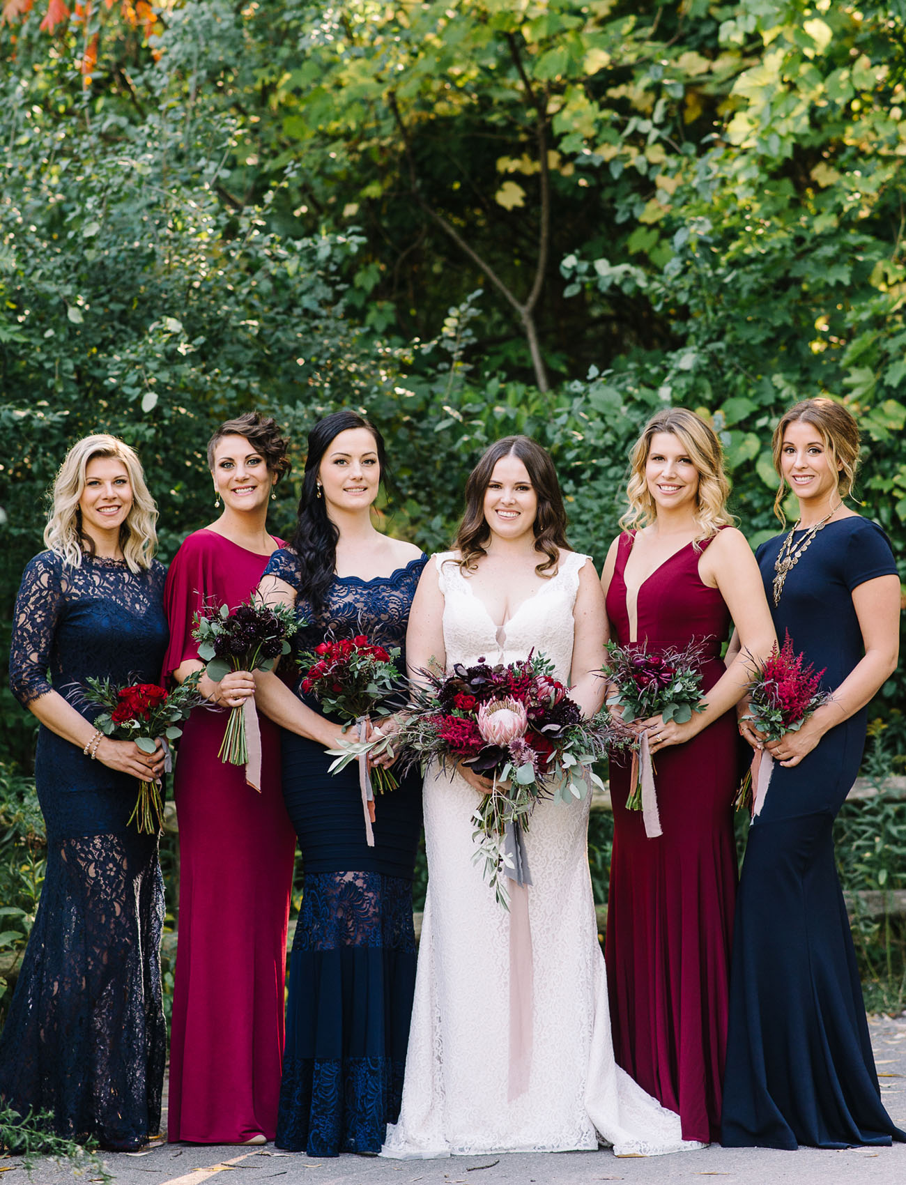 The Planner Becomes the Bride: Rustic + Romantic Toronto