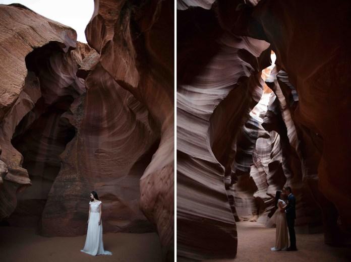 Arizona Canyons Wedding Inspiration